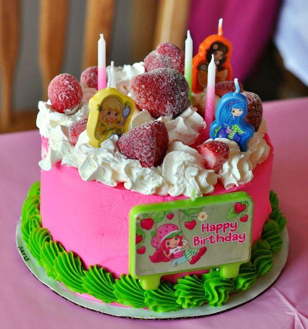 Lemon Drop Birthday Cakes Strawberry Shortake Baskin Robbins