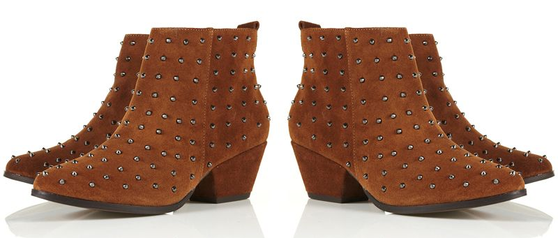 ANNAWII ♥ - STUDDED BOOTS