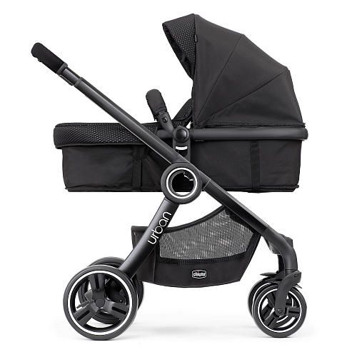 Chicco Double Pram Chicco Urban Stroller Obsidian Chicco Urban Stroller