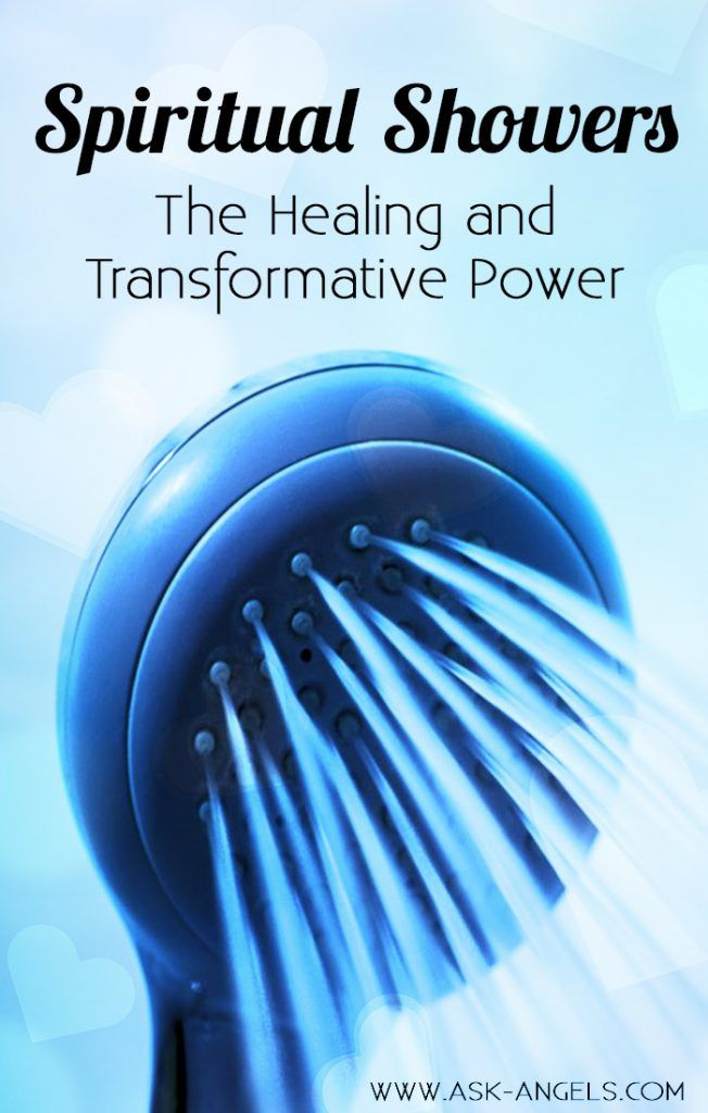 The Healing and Transformative Power of a Spiritual Shower