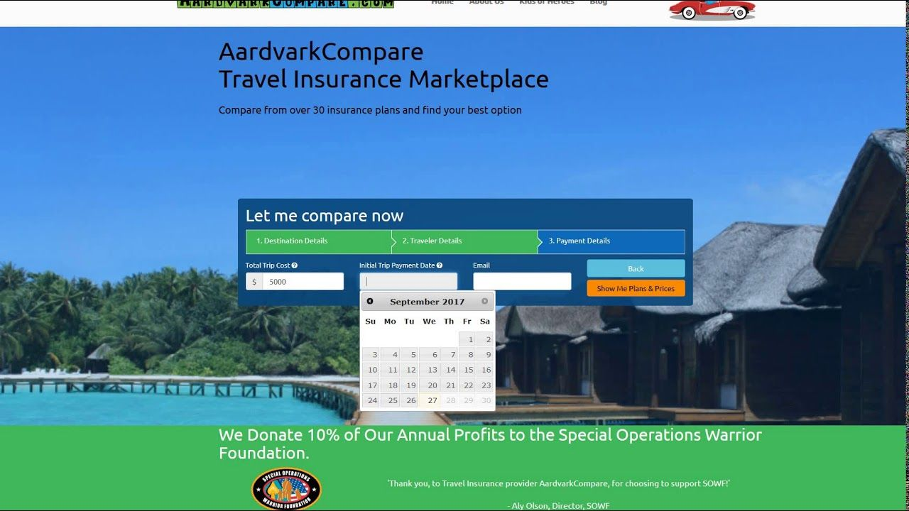 Pre Existing Conditions Travel Insurance