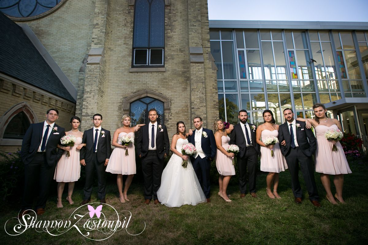 Ridiculous wedding dresses  bridal party pose large bridal party  Bridal Party  Pinterest