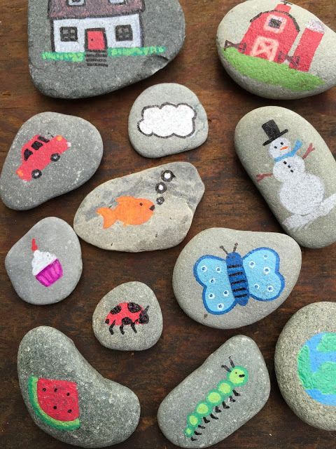 Life to the Brim: Story Stones