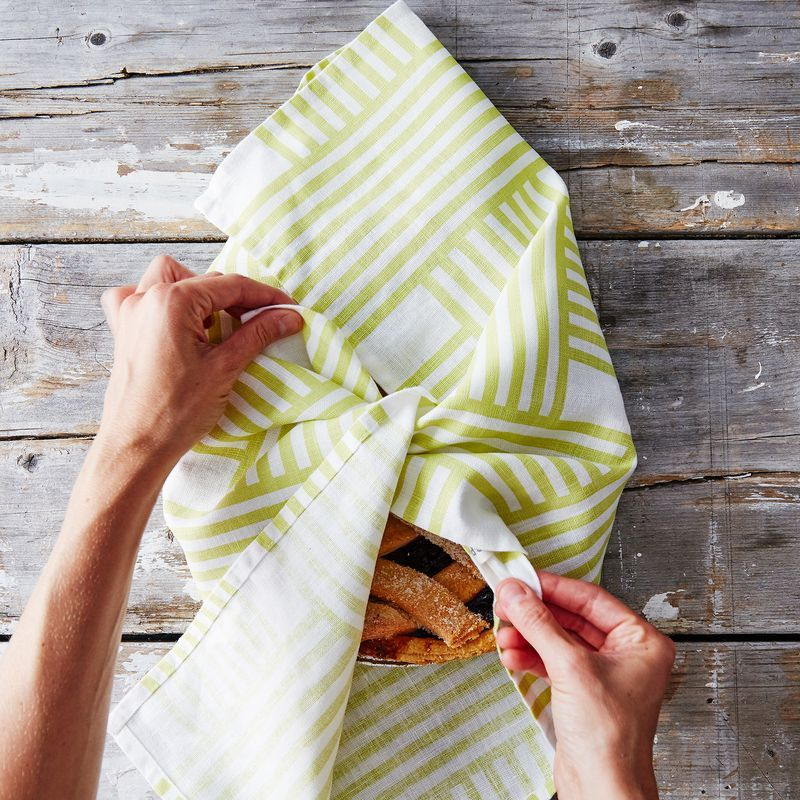 6 Great Gifts That Are Even Better Wrapped In A Tea Towel Tea Towel Gift Dish Towels Gifts Tea Towels