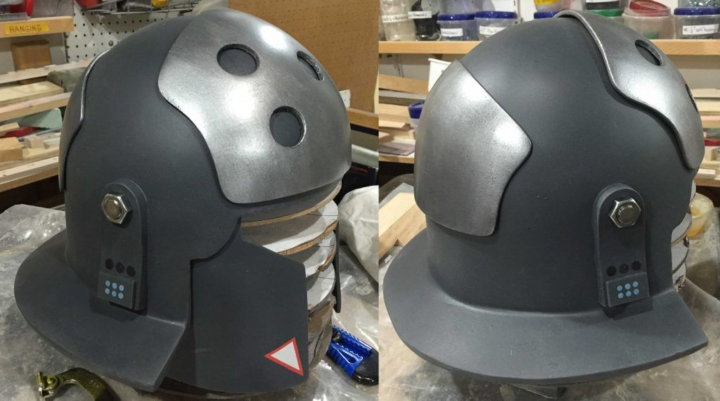 Agent Kallus Helmet Small Shiny Objects Helmet Riding Helmets