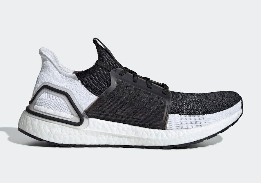 faf1e33fab3 adidas Ultra Boost 2019 Oreo Black White B37704 Release Date ...
