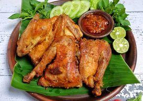 Resep Ayam Goreng Kalasan Oleh Susi Agung Resep Resep Ayam Resep Seafood Resep Masakan