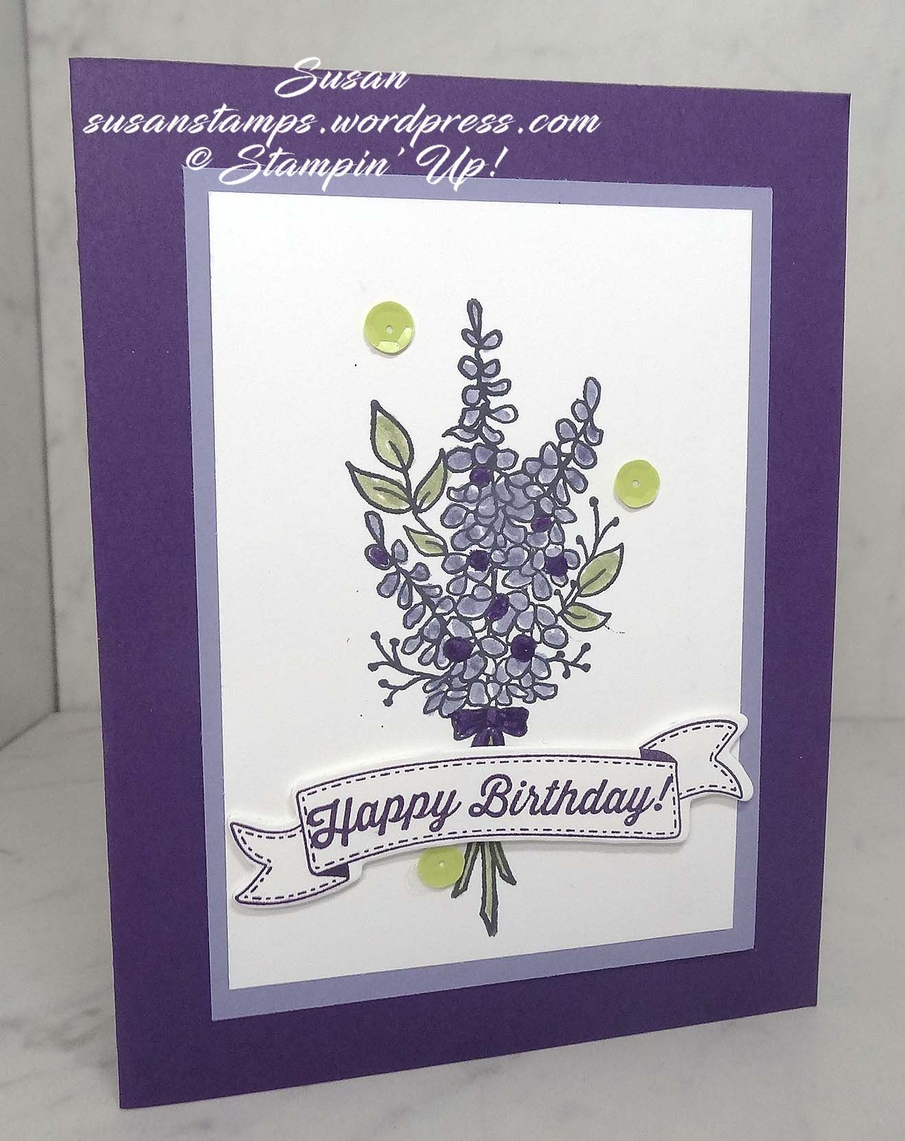 2018 sale a bration catalog sneak peek lavender wordpress and cards homemade cards kristyandbryce Images
