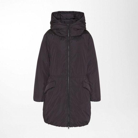 Oversize Daunenparka   W40 2016 Bekleidung   Coat, Warm coat