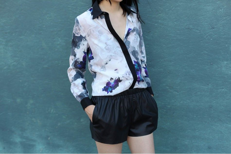 Fight Club Floral Shirt from Mikkat Market
