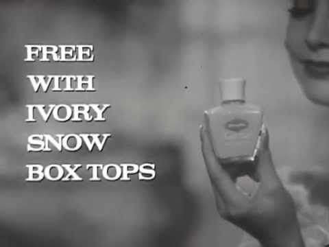 Free Angel Touch Cream - Vintage Commercial - 1950s - 1960s
