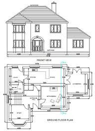Free dwg house plans autocad house plans free download - Floor plan drawing apps ...