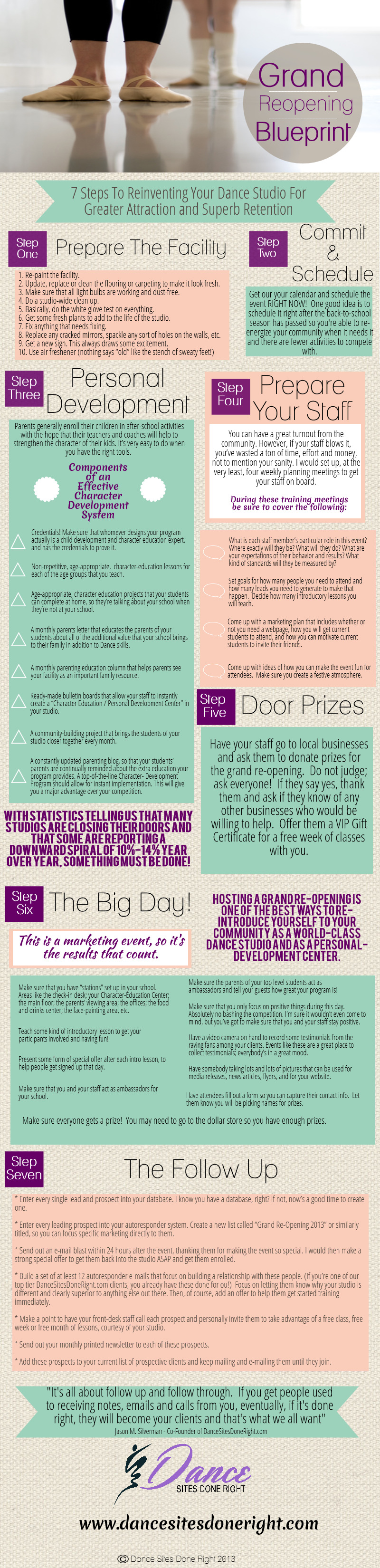 How to boost business at your dance studio with a grand reopening how to boost business at your dance studio with a grand reopening biztip studio malvernweather Choice Image