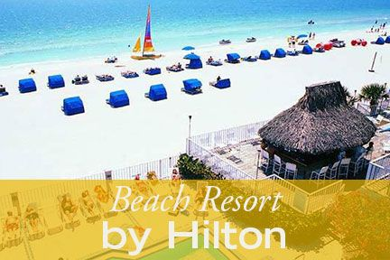 DoubleTree Beach Resort by Hilton does a monthly cookie tin giveaway on their Facebook page!