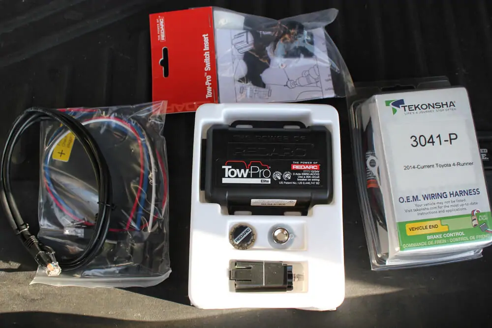 REDARC TowPro Elite Trailer Brake Controller (With images