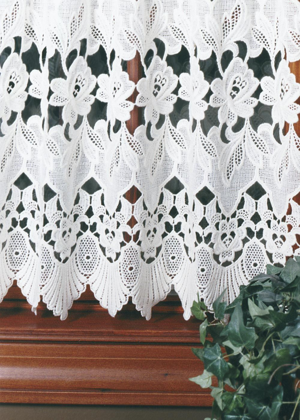 Primrose Macram 233 Window Treatment By Heritage Lace Lace