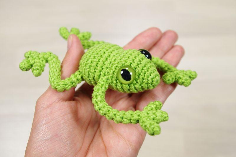 Free Miniature Amigurumi Pattern Craft Ideas Pinterest