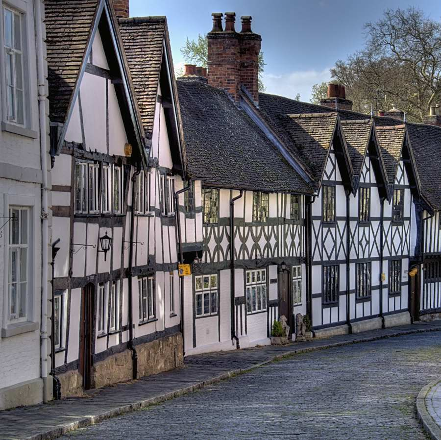 England Apartments: Another View Of Mill Street, Warwick