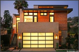 Translucent Garage Doors 6 Translucent Garage Doors You May Be Excited In Garage Design Category Garage Design House Front Architecture