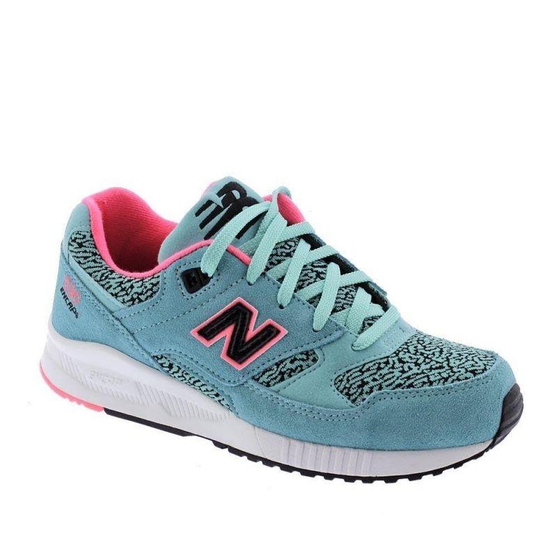 zapatos new balance mujer verde