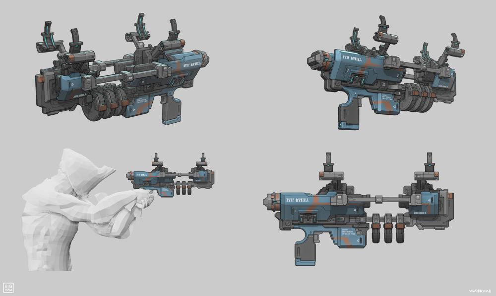 22++ Corpus weapons ideas