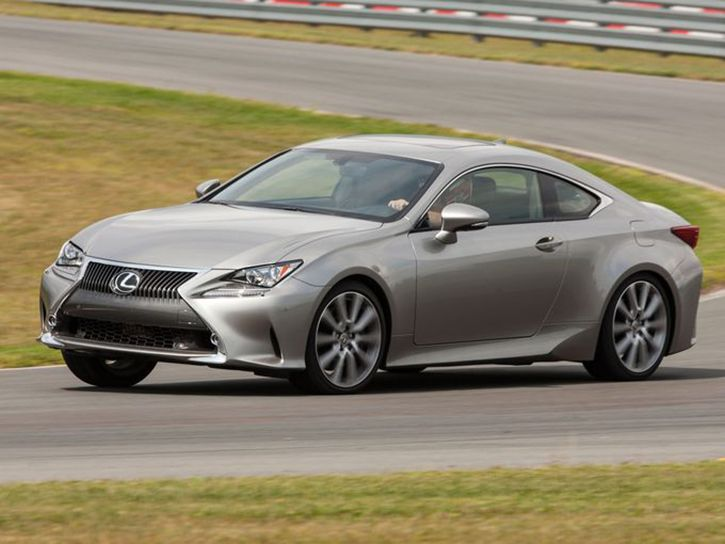 A Look At The 2015 Lexus Rc Coupe Coupe Lexus Cars