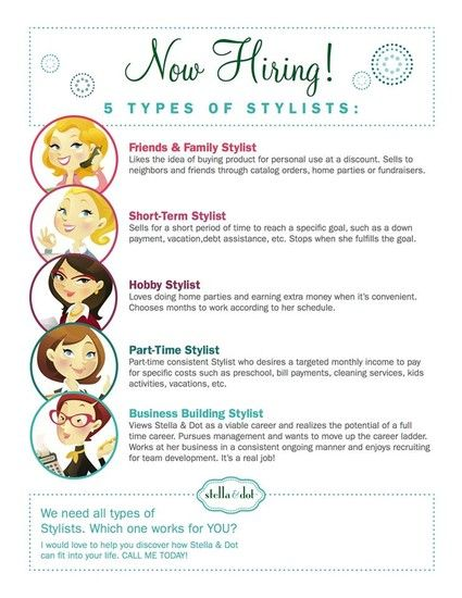 Now Hiring!  What type of stylist are you? http://www.stelladot.com/stylist?s=carolynmlewis