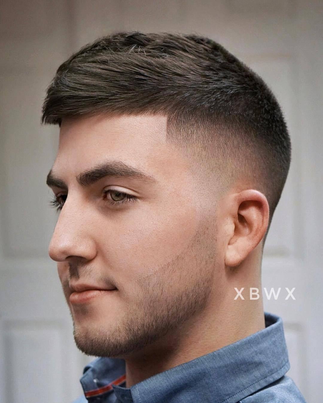 5 Short Haircuts For Men 2019 Mens Haircuts Fade Mens Haircuts Short Haircuts For Men