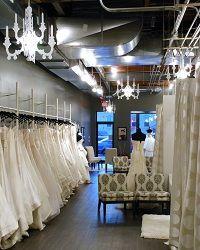 Consignment Wedding Dress In Virginia