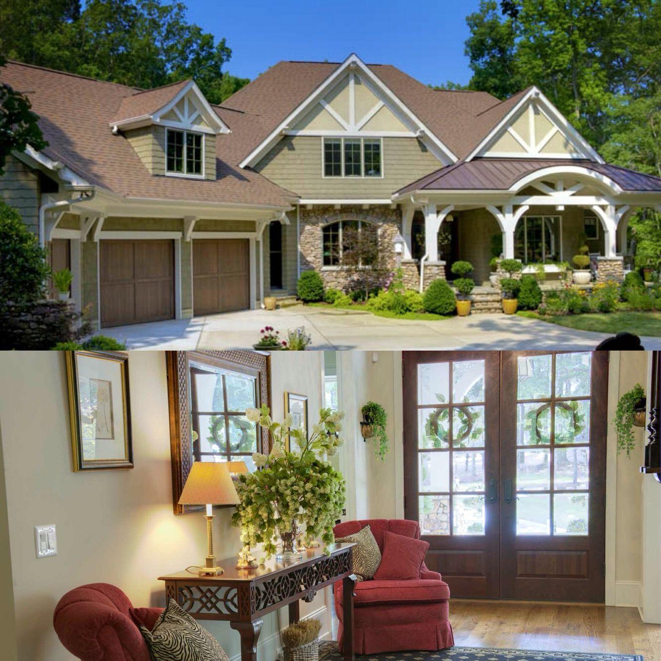 Plan 93072EL: Elegant Master Down Craftsman House Plan