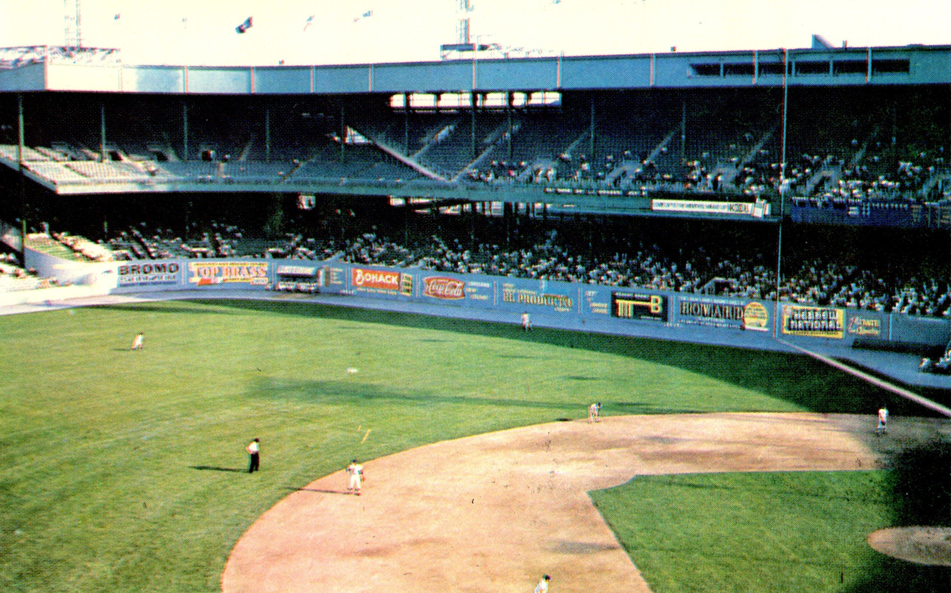 My Collection. Polo grounds, Baseball stadium, Yankee