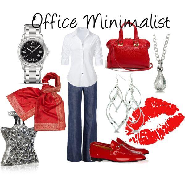 Office Minimalist,