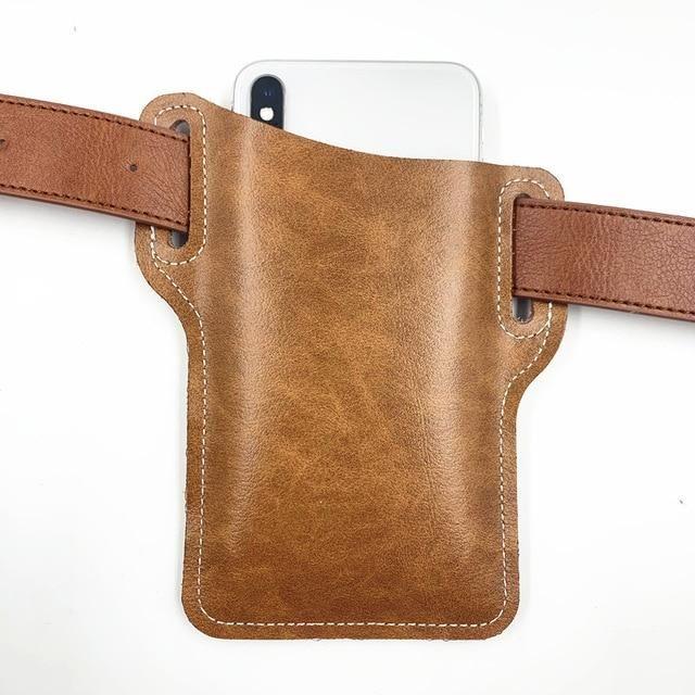 Funda para cinturón para teléfono móvil – KH  – Bolsa