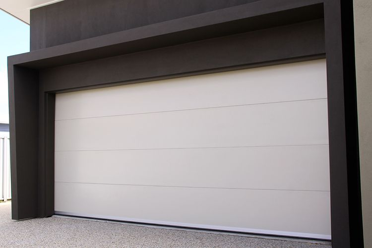 Modern House Garage Door Google Search Church Ideas