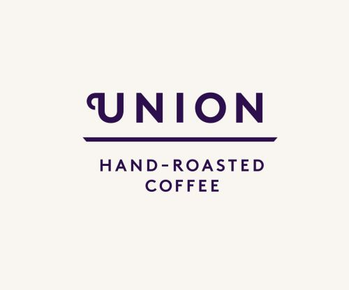 Union Hand-Roasted Coffee. Design by Studio Output.