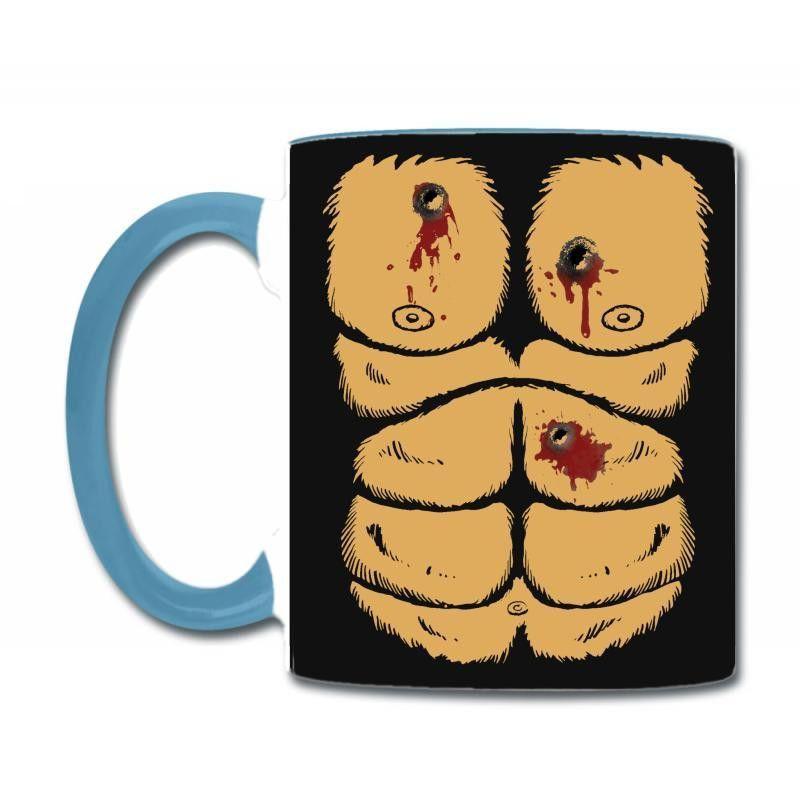 Shooted Gorillas Body Coffee & Tea Mug