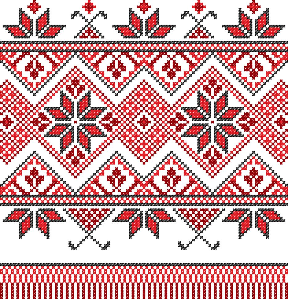 Free vector cross stitch patterns