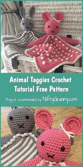 3 Amazingly Sweet Baby Blanket Free Crochet Pattern | Crocheted ...