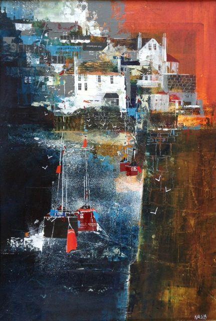 by Nagib Karsan (was born in Tanzania in 1955)