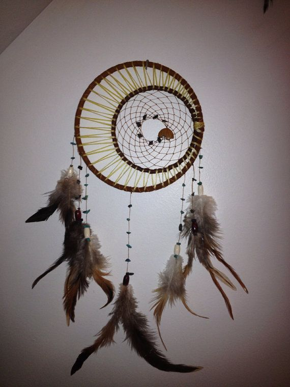 Different Kinds Of Dream Catchers Sun moon and stars dream catcher by Dreams40Ashlyn on Etsy 4040 12