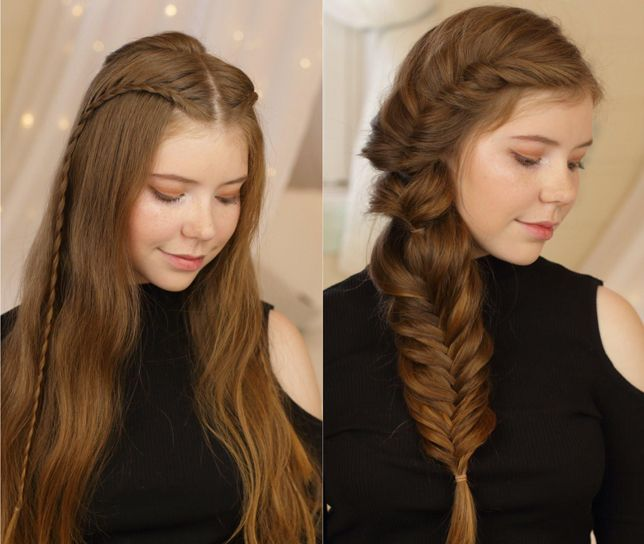Easy Hairstyles For Long Hair For School Are Another Good Addition In The Easy  Hair Style