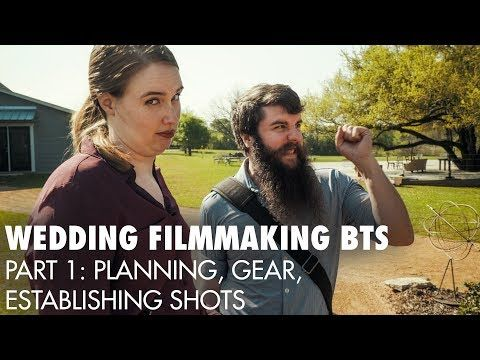How To Film A Wedding Behind The Scenes Of Noah Mal Planning