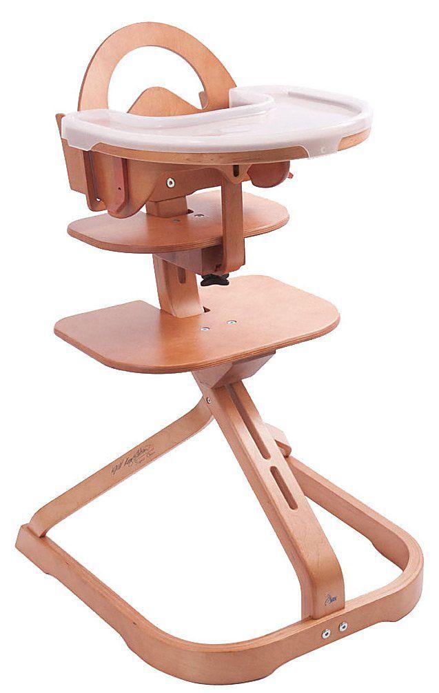 Svan Signet Complete High Chair   Cherry