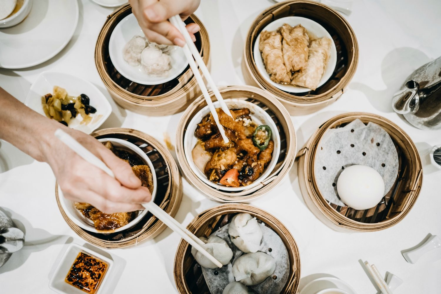 Where To Get Chinese Food On Christmas Day In L A Food Christmas Food Eat