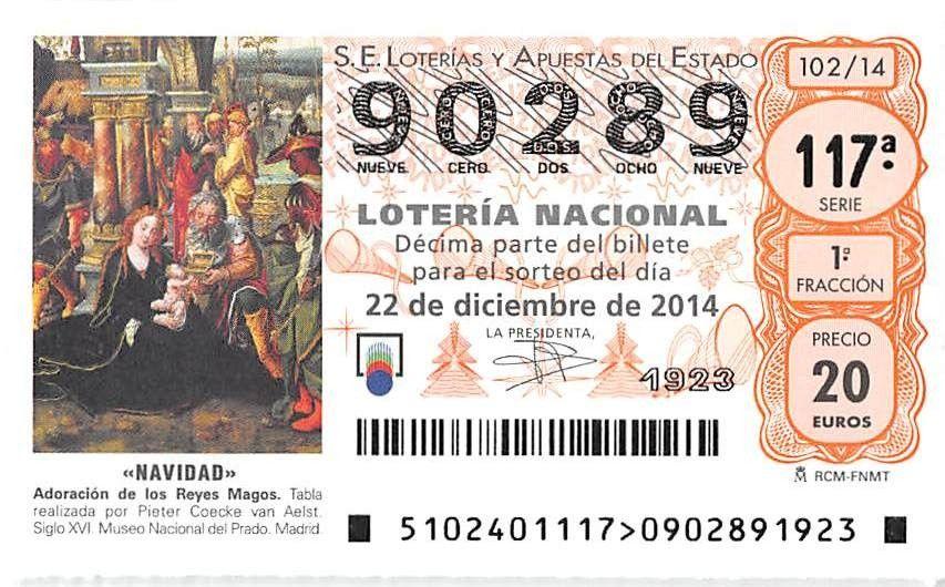 Comprobar Decimo Loteria Navidad 2012 Consigue Gratis Tu Decimo De Navidad De Loteria Manises Numero