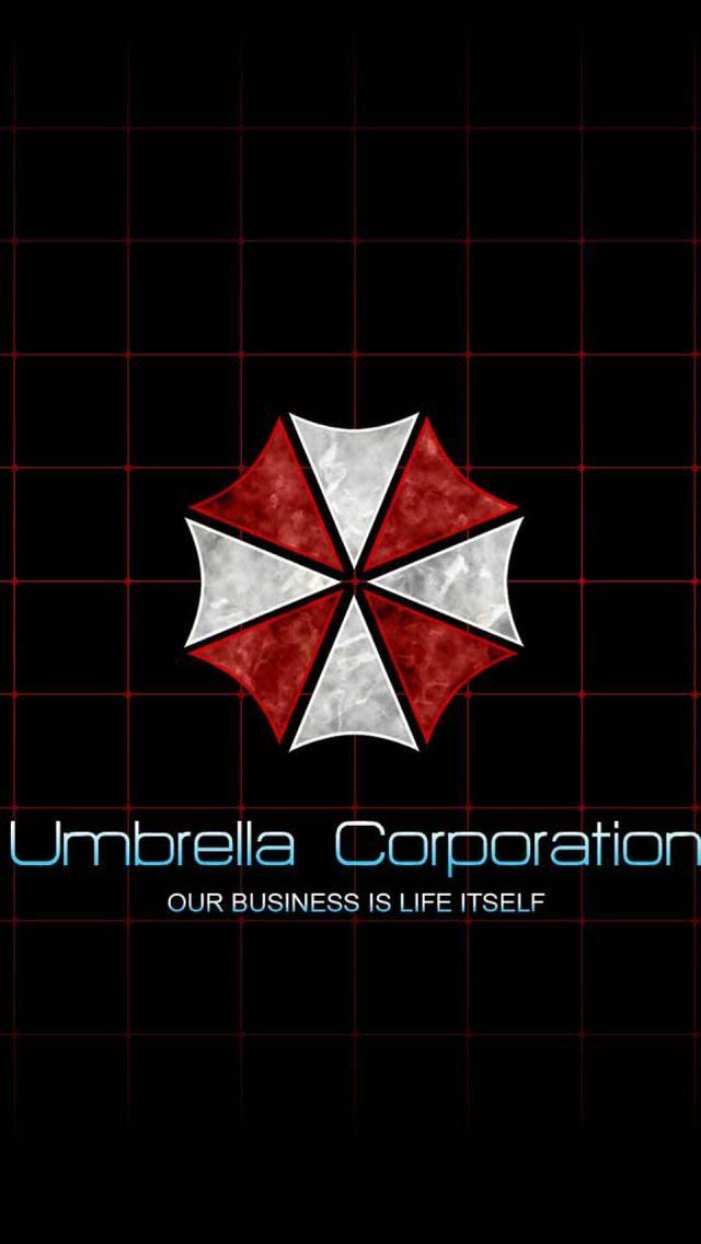 Umbrella corporation logo umbrella corp pinterest - Umbrella corporation wallpaper hd 1366x768 ...