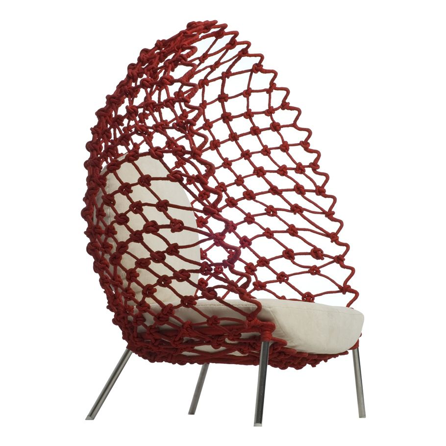 Adairs Rattan Coffee Table: DRAGNET LOUNGE CHAIR INTERIOR