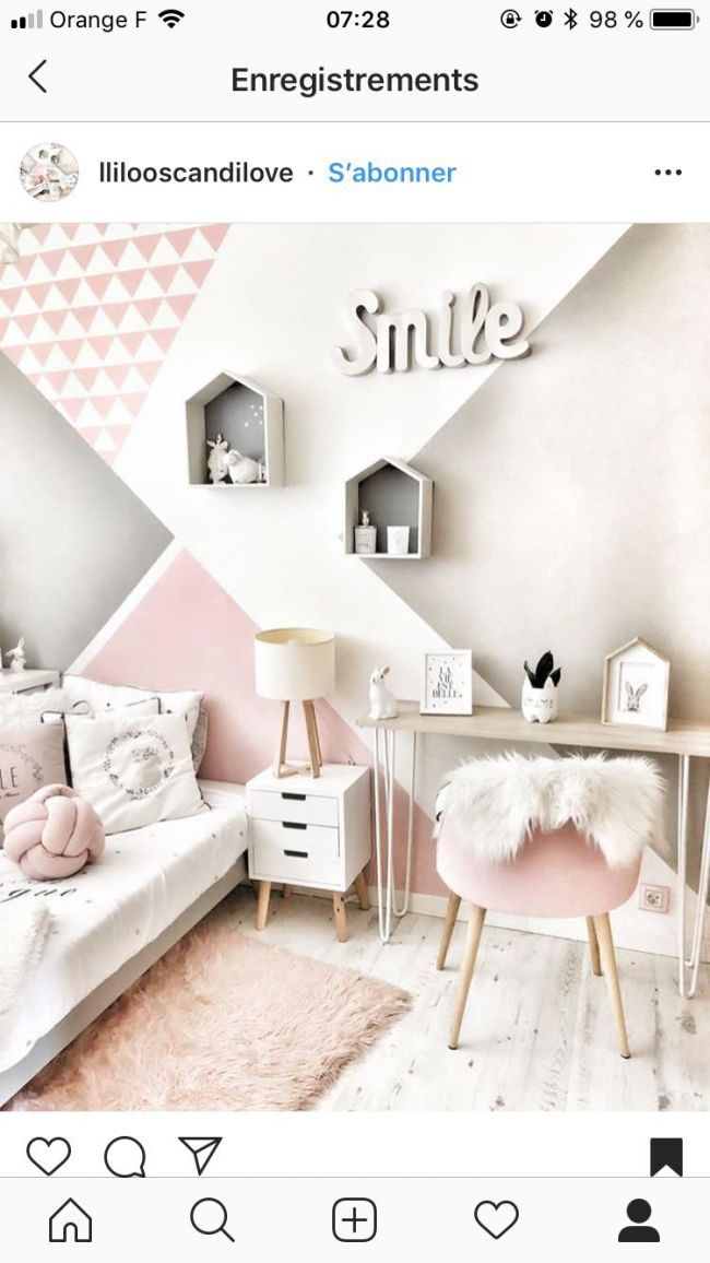 Nouvelle Chambre Zelie Decoration Chambre Ado Idee Deco Chambre