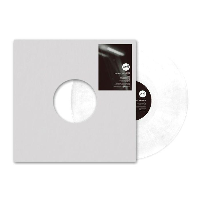 The artwork for the vinyl release of: Asc - Zone Of Avoidance (Veil) #music Techno