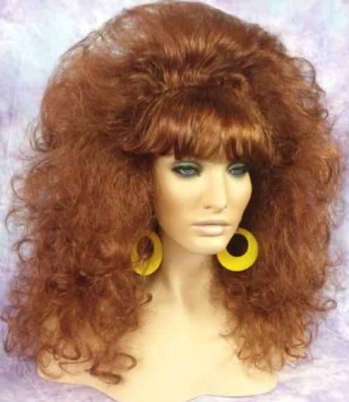 The Hair Hall Of Fame Peg Bundy Wig Cartoon Halloween